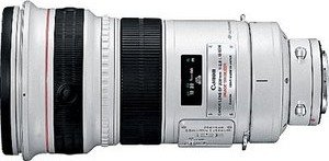 Canon obiektyw EF 300mm 2.8 L IS USM (2531A003/2531A010)