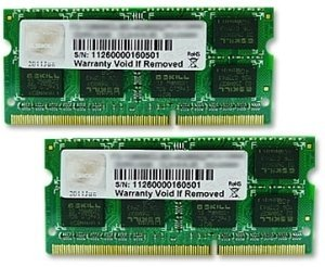 G.Skill SQ Series SO-DIMM Kit 8GB, DDR3-1600, CL11-11-11-28 (F3-12800CL11D-8GBSQ)