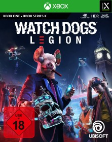 Watch Dogs: Legion - Collector's Edition (Xbox One)