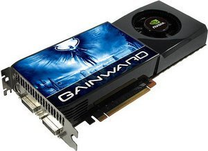 Gainward GeForce GTX 285 Single-Fan, 1GB DDR3, 2x DVI, TV-out, PCIe 2.0 (9986)