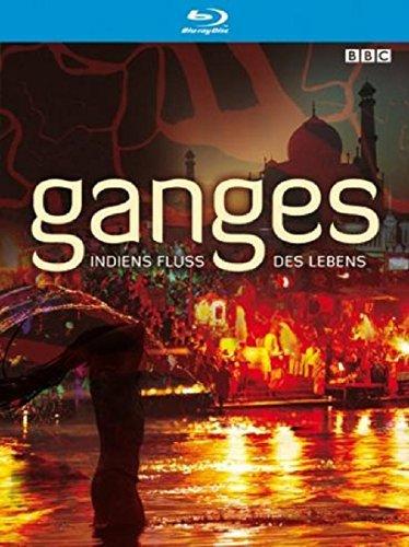 BBC: Ganges - Indiens Fluss des Lebens (Blu-ray) -- via Amazon Partnerprogramm