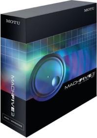 MOTU MachFive 3, Update (englisch) (PC/MAC)