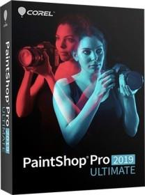 Corel Paint Shop Pro 2019 Ultimate, ESD (multilingual) (PC) (ESDPSP2019ULML)