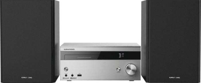 Grundig CMS 4000 BT DAB+ black/silver (GLR7641)