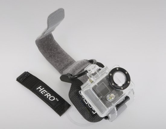 GoPro AHDWH-001 HD wrist housing -- © My-Solution.de