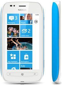 Nokia Lumia 710 mit Branding