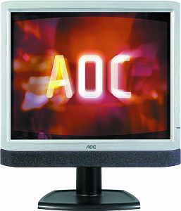 "AOC LM929 25ms, 19"", 1280x1024, VGA, DVI, audio"