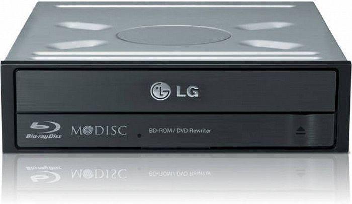 LG Electronics UH12NS30 schwarz, SATA, bulk