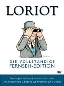 Loriot Fernseh-Edition Box