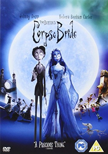 Corpse Bride (UK) -- via Amazon Partnerprogramm