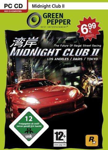 Midnight Club 2 (niemiecki) (PC) -- via Amazon Partnerprogramm