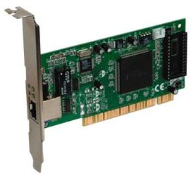 Allnet ALL0111, 1x 100Base-TX, PCI