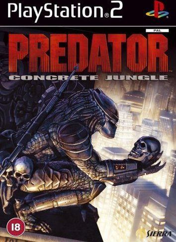 Predator: Concrete Jungle (deutsch) (PS2) -- via Amazon Partnerprogramm