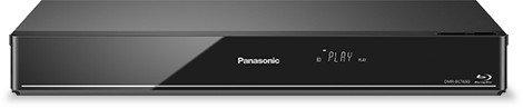 Panasonic DMR-BCT650 czarny
