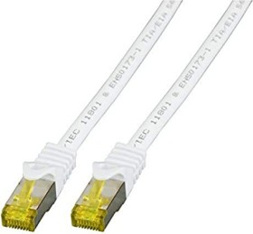 EFB Elektronik Patchkabel, Cat6a/Cat7, S/FTP, RJ-45/RJ-45, 30m, weiß (MK7001.30W)