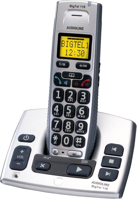 Audioline BigTel 118