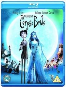 Corpse Bride (Blu-ray) (UK)