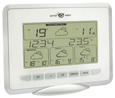 Proficell technoline WD 9535 bezprzewodowa cyfrowa stacja pogody