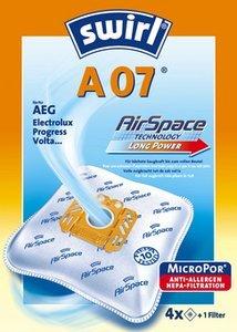 Swirl A07 AirSpace vacuum cleaner bag