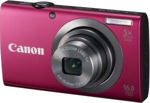 Canon PowerShot A2300 red (6192B011)