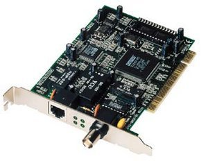 Allnet ALL0115, 1x 10Base-2/100Base-TX, PCI