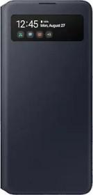 Samsung S-View Wallet Cover für Galaxy A51 schwarz (EF-EA515PBEGEU)