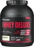 Body Attack Extreme Whey Deluxe Protein Erdbeere 2.3kg