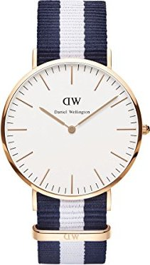 Daniel Wellington Glasgow 0104DW -- via Amazon Partnerprogramm