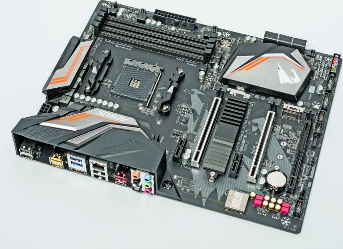 Gigabyte X470 Aorus Ultra Gaming from £ 130 00