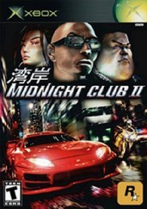 Midnight Club 2 (German) (Xbox)