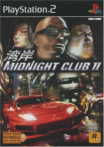 Midnight Club 2 (German) (PS2) -- via Amazon Partnerprogramm