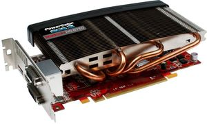 PowerColor Radeon HD 6750 SCS3, 1GB GDDR5, 2x DVI, HDMI, DisplayPort (AX6750 1GBD5-S3DHG)