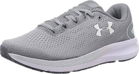 Under Armour Charged Pursuit 2 mod gray/white/white (Damen) (3022604-101)