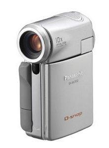 Panasonic D-Snap SV-AV100 srebrny