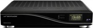 DreamBox DM8000 black, hard drive ready