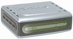D-Link DP-301U, USB 1.1