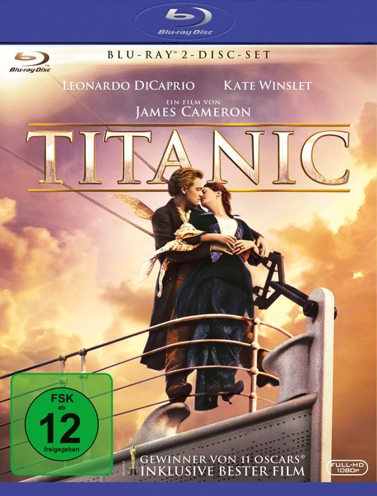 Titanic 1997 Special Editions Blu Ray Ab 049 2019