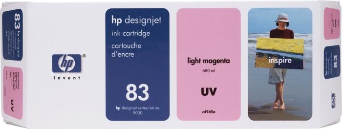 HP 83 Tinte UV magenta hell (C4945A)