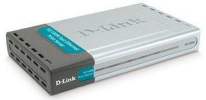 D-Link DP-300U Printserver, 2x parallel/USB 1.1
