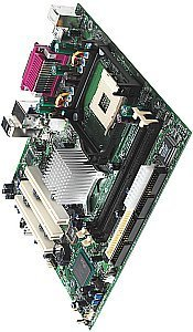 Intel D865GVHZL, i865GV (dual PC-3200 DDR)
