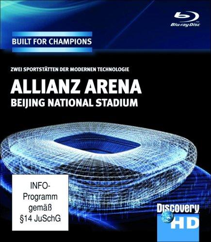 Discovery HD Atlas: Built for Champions - Allianz Arena und Beijing National Stadium (Blu-ray) -- via Amazon Partnerprogramm
