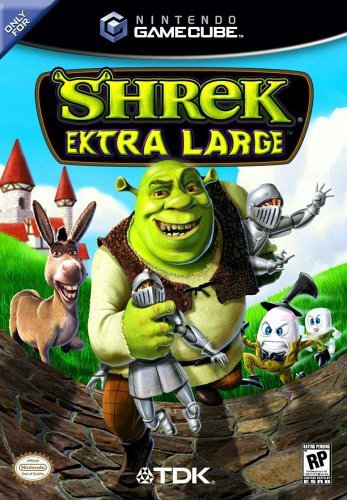 Shrek - Extra Large (niemiecki) (GC) -- via Amazon Partnerprogramm