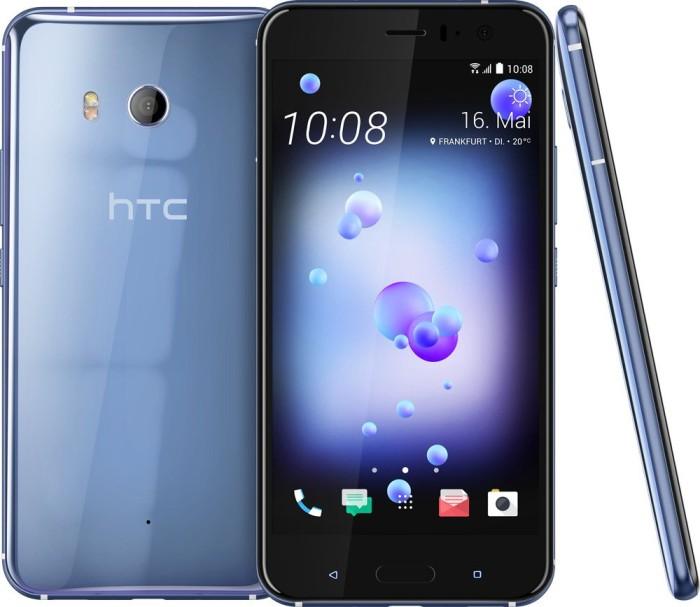 HTC U11 Single-SIM 64GB/4GB silber