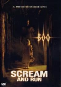 Scream and Run (DVD)