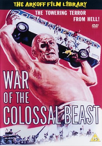 War of the Colossal Beast -- via Amazon Partnerprogramm