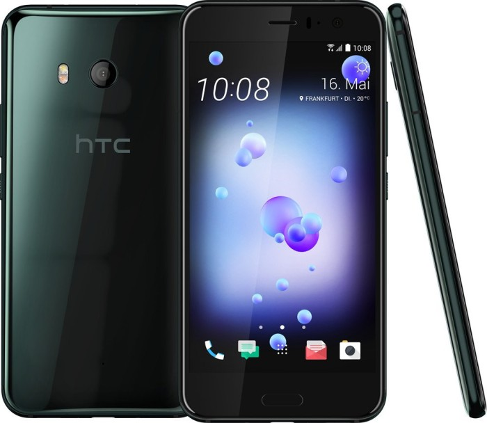 HTC U11 Single-SIM 64GB/4GB schwarz