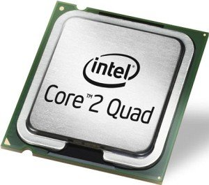 Intel Core 2 Quad Q9400, 4x 2.67GHz, tray (AT80580PJ0676M)