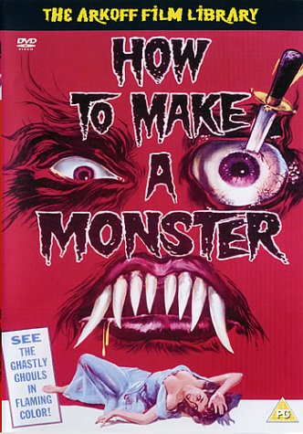 How to make a Monster -- via Amazon Partnerprogramm