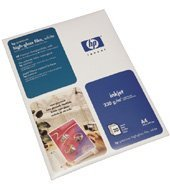 HP Q1981A premium high gloss film white, A4, 20 sheets