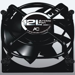 Arctic Cooling Arctic Fan 12L, 120x120x38mm, 1000rpm, 63m³/h, 20dB(A)